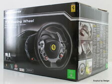 NEW OPEN BOX Thrustmaster TX Racing Wheel Ferrari 458 Italia Edition for Xbox On