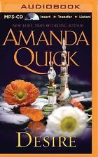Desire by Amanda Quick (2015, MP3 CD, Unabridged)