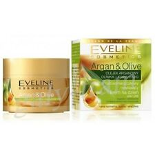 Eveline Cosmetics Argan & Olive Anti-Wrinkle Moisturising Day Cream Coenzyme Q10
