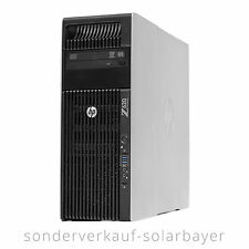HP Z620 Workstation 2x Xeon E5-2670 +RAM 48GB +SSD 256GB +HDD 4TB +FirePro V7900