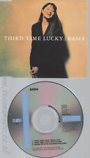 CD--BASIA - SINGLE -- THIRD TIME LUCKY