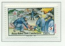 PROTECTION CIVILE - CIVIL CARE NORTHERN CYPRUS 1988