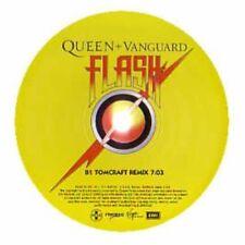 """QUEEN + VANGUARD Flash 4 remixes Uk 12"""""""