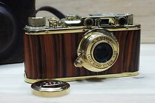 LEICA PANZERKAMPF KRIEGSMARINE  VINTAGE RUSSIAN 35mm GOLD CAMERA Excellent