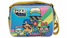 GOLA REDFORD BAG TADO STYLE DUDES - BLUE / YELLOW / VIOLET / WHITE