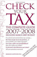 [ CHECK YOUR TAX THE COMPLETE GUIDE BY KITCHEN, GRAHAM M.](AUTHOR)PAPERBACK, Kit