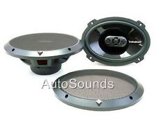 "Rockford Fosgate Punch P1694 6x9"" 4-Way Car Speakers 6"" x 9"" 300 W"