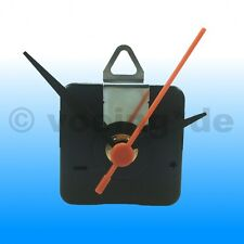 Quarz-Uhrwerk komplett mit Zeigersatz Quarzuhr Quarzuhrwerk schleichend leise