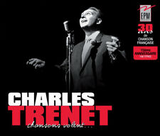 CHARLES TRENET - CHANSONS VOLENT 4 CD (NEUF)