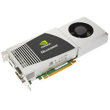 Nvidia Quadro FX 5800 4GB GDDR3 Dual DVI DP PCIe x16 Graphics Card Dell X592H