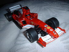 Scalextric Michael Schumacher Ferrari - Limited Edition Metal Body 50 Years Set
