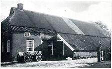 Bauernhaus in Gro0-Oldendorf Vorderende Landkreis Leer Alte Bauten 1932