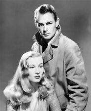 Alan Ladd and Veronica Lake UNSIGNED photo - D48 - This Gun for Hire
