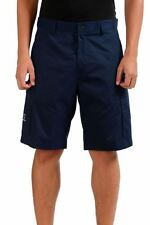 "Emporio Armani EA7 ""Italia Team"" Men's Blue Cargo Shorts US L IT 52"