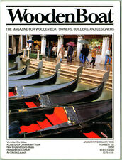 Wooden Boat Magazine, 2000 January/February: Venetian Gondolas