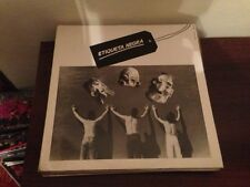 "ETIQUETA NEGRA - HISTORIA 12"" MAXI SPAIN SYNTH POP"
