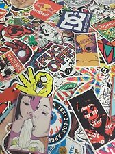 50 Sticker Bomb Pack JDM DUB EURO AUTO Skateboard iPad Stile Vinile Decalcomania Peices