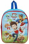 Nickelodeon Paw Patrol School Bag Backpack Childrens Kids Holiday Travel Bag