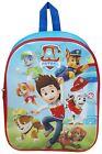 Nickelodeon Paw Patrol School Bag Backpack Childrens Kids Holiday Travel Bag