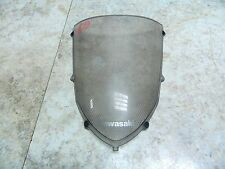 06 Kawasaki ZR 7 750 ZR750 ZR7 windshield wind shield screen windscreen