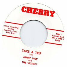 JIMMY VICK    TAKE A TRIP / I NEED SOMEONE   CHERRY Re-Iss/Re-Pro   NORTHERN/R&B