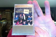 Placido Domingo/Dionne Warwick- Celebration in Vienna- new/sealed cassette tape