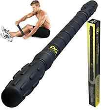 Muscle Roller Stick Pro, The Best Massage Tool for Sore Tight Muscles, Cramps, T