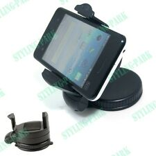 360 Rotating Windshield Cradle Car SUV Cell Phone Mount Adjustable Stand Holder