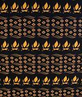 African Wax Print Cloth High Quality Bright And Permanent Colors Sold Per Yard