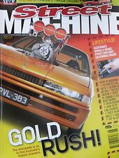 Street Machine Magazine June 2007 - Fiery 67 Mustang - FB-EK History