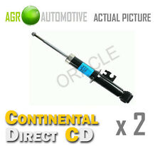 2 x CONTINENTAL DIRECT REAR SHOCK ABSORBERS SHOCKERS STRUTS OE QUALITY GS3059R