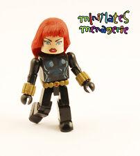 Marvel Minimates Champions Black Widow