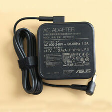ASUS 65W New Original 19V 3.42A AC Adapter Charger Power Supply ADP-65GD B