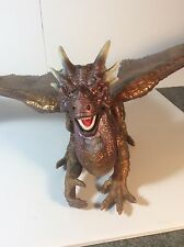 Dragonheart Draco Deluxe Electronic Working 1996 Hasbro Dragon Movie Figure