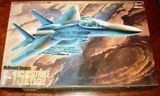 Hasegawa 1:48 McDonnell Douglas F-15E Strike Eagle Plastic Model Kit #P8U1