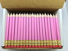 72 lavender Half short mini small  Hexagon Golf #2 Pencils ExpressPencilsTM