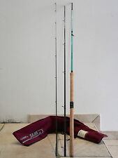 Canna Sam Shining River made in Italy carbon H.R. Stiff (8-15gr) pesca inglese