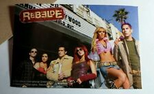REBELDE RBD GROUP CAST MARQUEE SOLD OUT HOLLYWOOD PALM TREE TV #9 STICKER