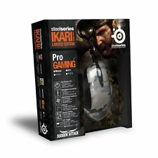 STEELSERIES IKARI LASER MOUSE, LIMITED EDITION, PRO SUDDEN ATTACK, PN62009 ARMY