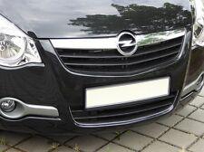 Chromstrebe für Opel Agila B von 2008 bis 2014 Chrom Tuning für die Stoßstange
