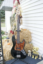 Fender Standard Jazz Electric Bass Guitar