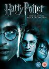 HARRY POTTER COMPLETE ALL 8 MOVIE FILMS DVD BOX SET PART 1 2 3 4 5 6 7 8 YEARS