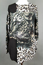 NEW WOMEN  TUNIC  size  18/20  TOP  LONG SLEEVE  BLOUSE  LADIES   d 3212