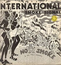 No Smoke - International Smoke Signal - 1990 - Warriors Dance - WAFLP 3 - Uk