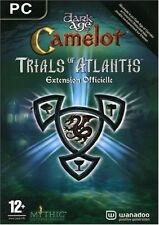 DARK AGE OF CAMELOT   :  TRIALS OF ATLANTIS     -- EXTENSION     -----   pour PC