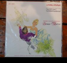 Classic Records LP 1rst Edition Chi. Symph. Reiner Strauss Waltzes Lsc2500