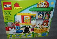 LEGO - 5656 - DUPLO PET SHOP SET    NEW & SEALED!