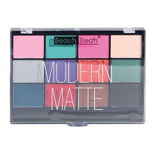 BEAUTY TREATS Modern Matte Eyeshadow - Matte Colors