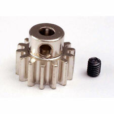 Traxxas Gear, 14-T Pinion (32-P) (Mach. Steel)/ Set Screw Z-TRX3944