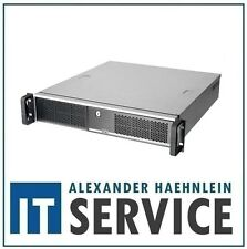 "2HE 19"" Chenbro RM24100-L2 inkl Frontklappe Low Profile 19"" Server Gehäuse ATX"
